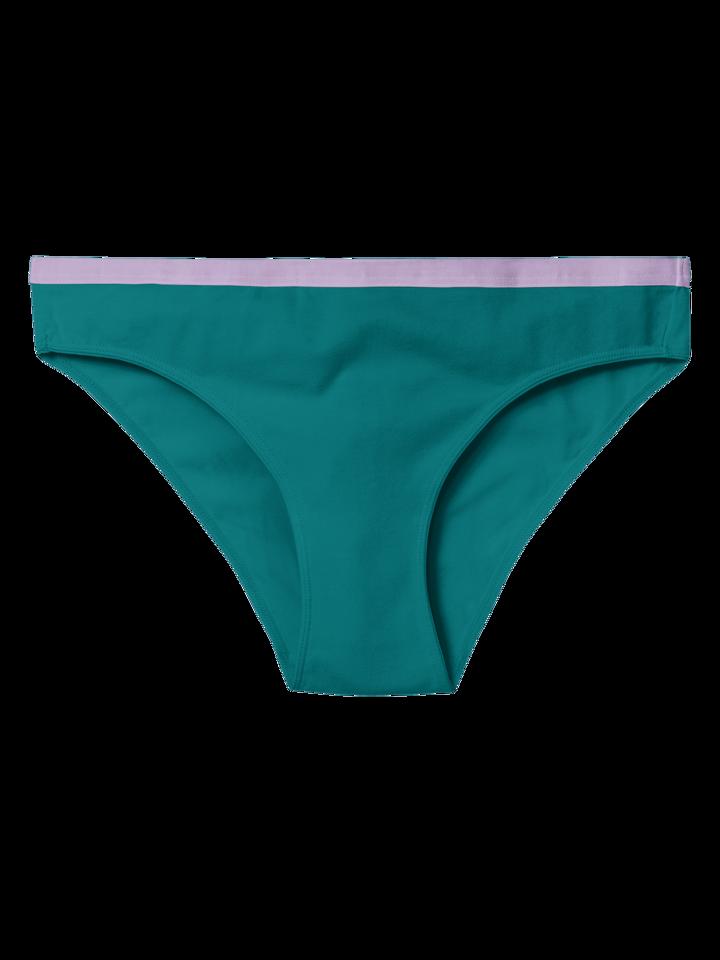Potešte sa týmto kúskom Dedoles Smaragdovo zelené dámske nohavičky