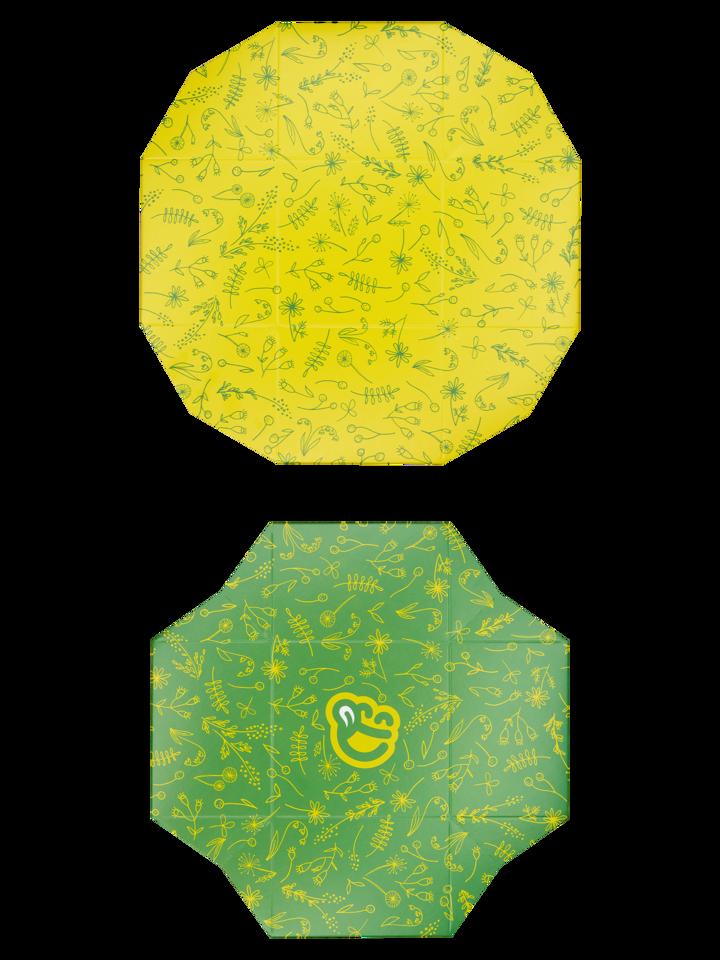 Potěšte se tímto kouskem Dedoles Čtvercová dárková krabička Jarní květy