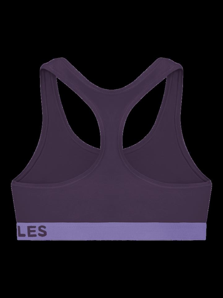 Výpredaj Bralette violet foncé pour femmes