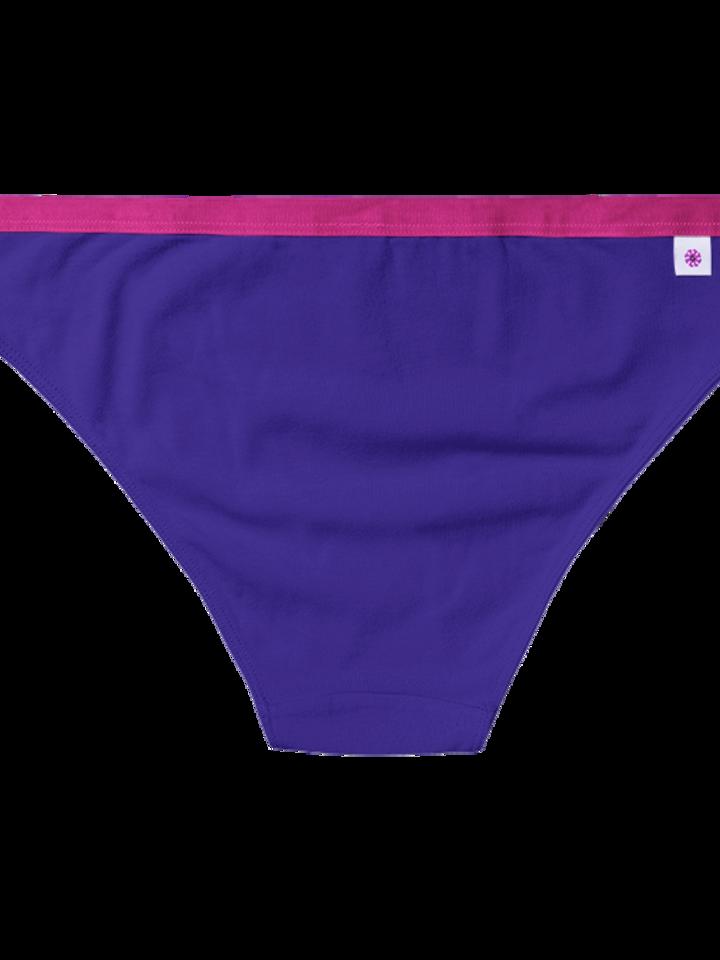 Potešte sa týmto kúskom Dedoles Dark Purple Women's Briefs