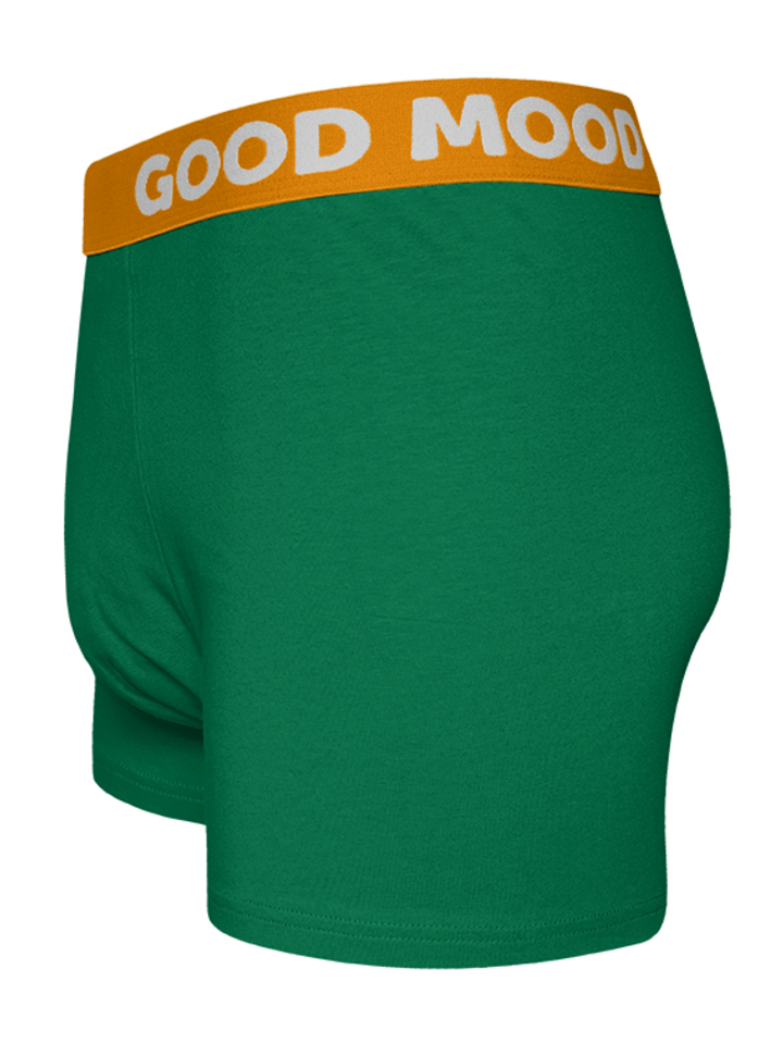 Gift idea Dark Green Men's Trunks