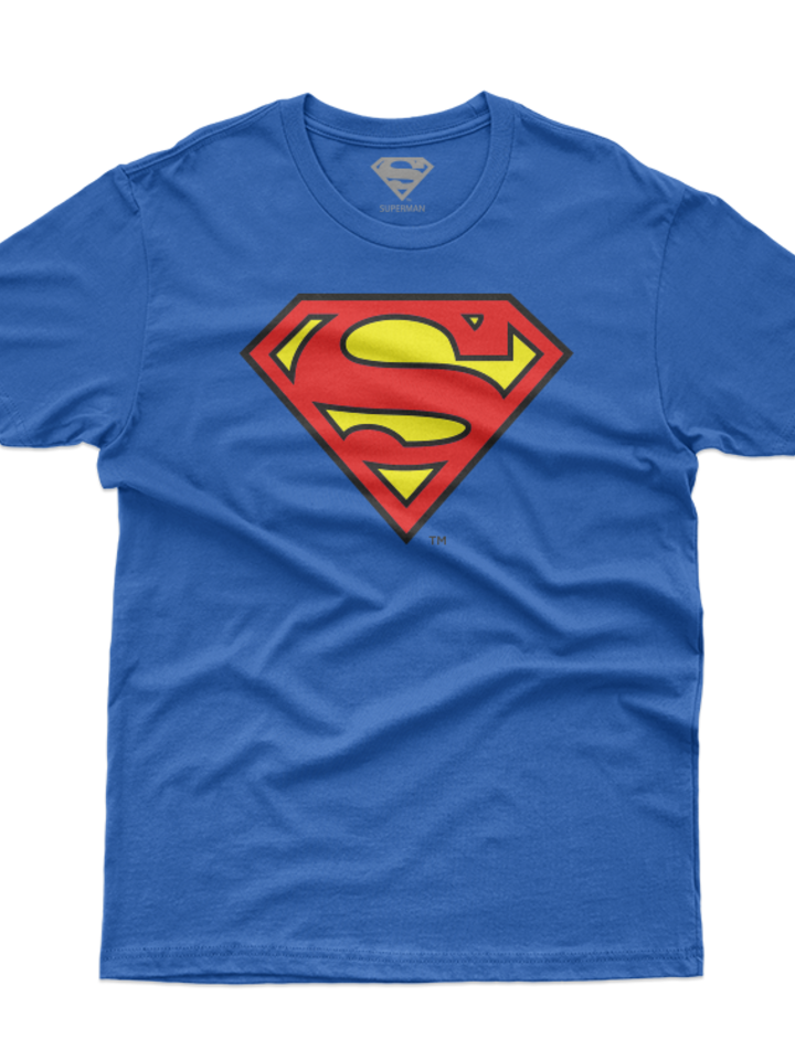 Original gift T-Shirt DC Comics Superman Logo