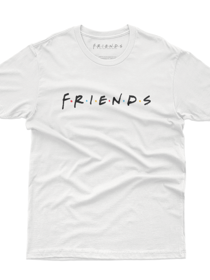 pentru outfit-ul perfect Tricou Friends™ Logo