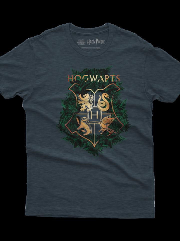 Tip na darček T-Shirt Harry Potter™ - Écusson de Poudlard en or