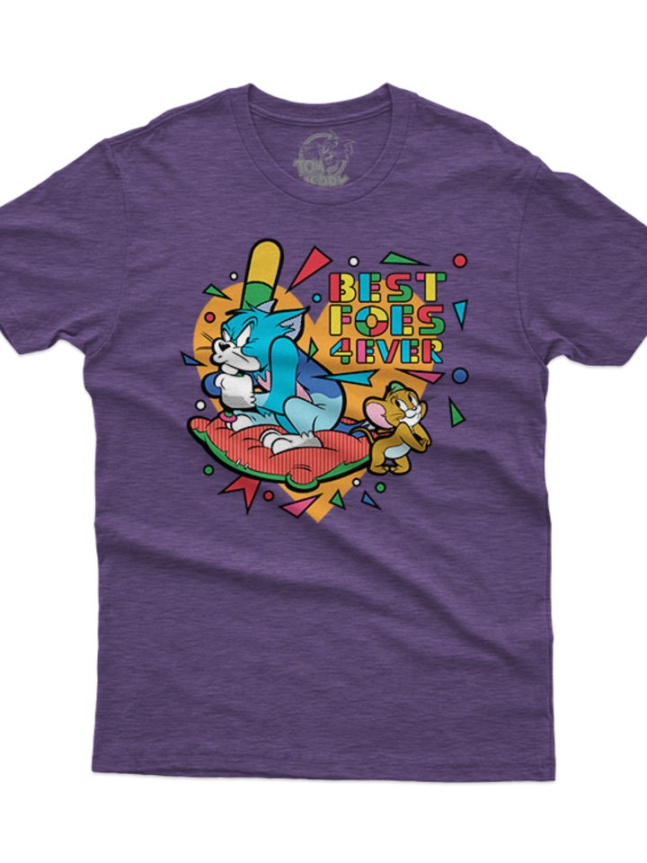 Pre dokonalý a originálny outfit T-Shirt Tom & Jerry™ Best Foes