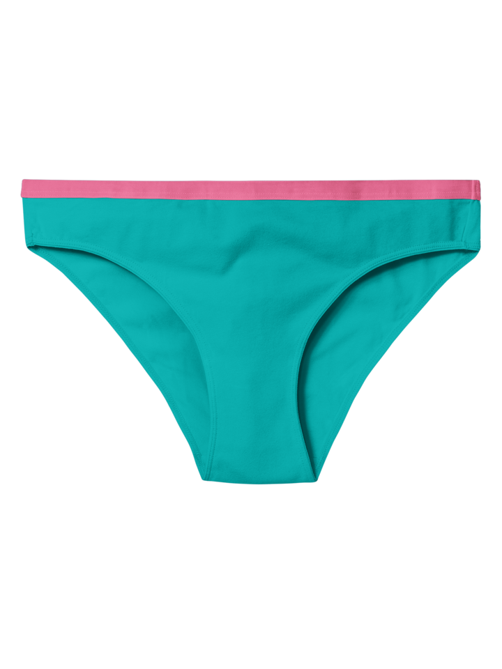 Gift idea Turquoise Women's Briefs