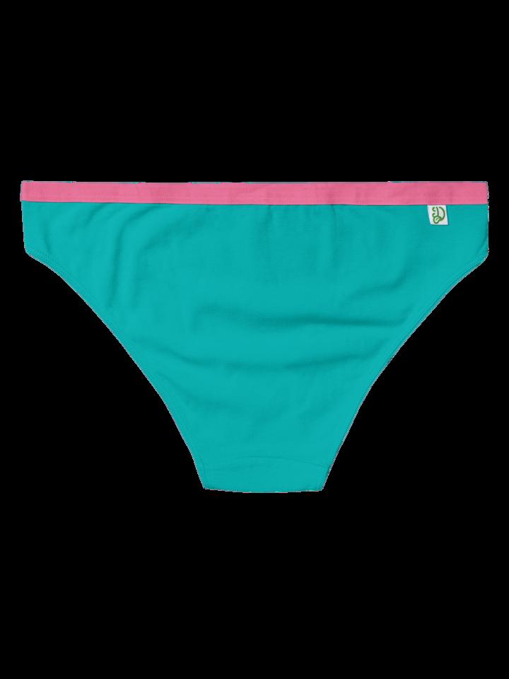 Obrázok produktu Culotte turquoise pour femmes