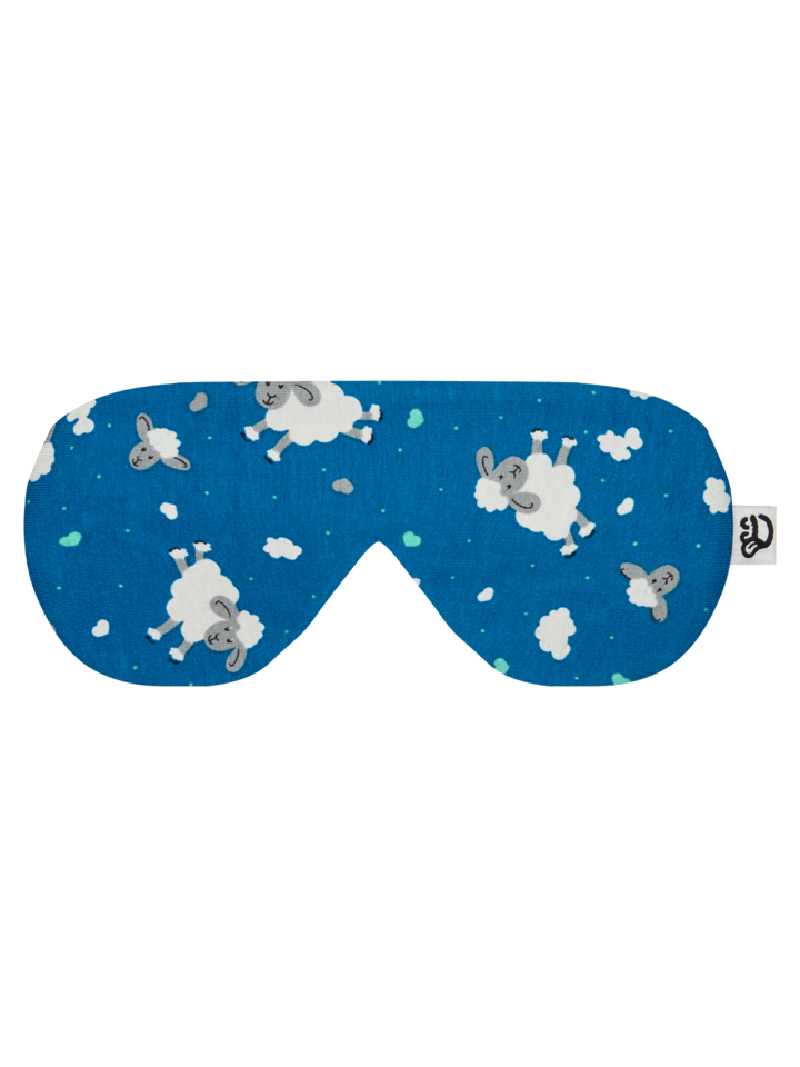 Looking for an original and unusual gift? The gifted person will surely surprise with Sleep Mask Sheep & Clouds
