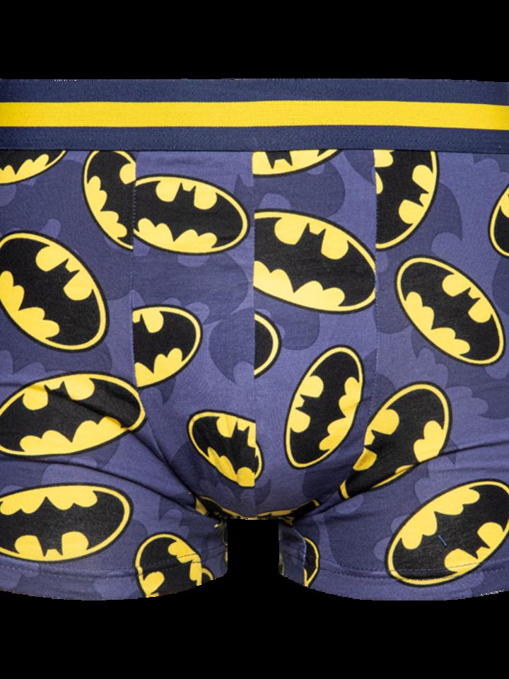 Pre dokonalý a originálny outfit DC Comics ™ Men's Trunks Batman Logo