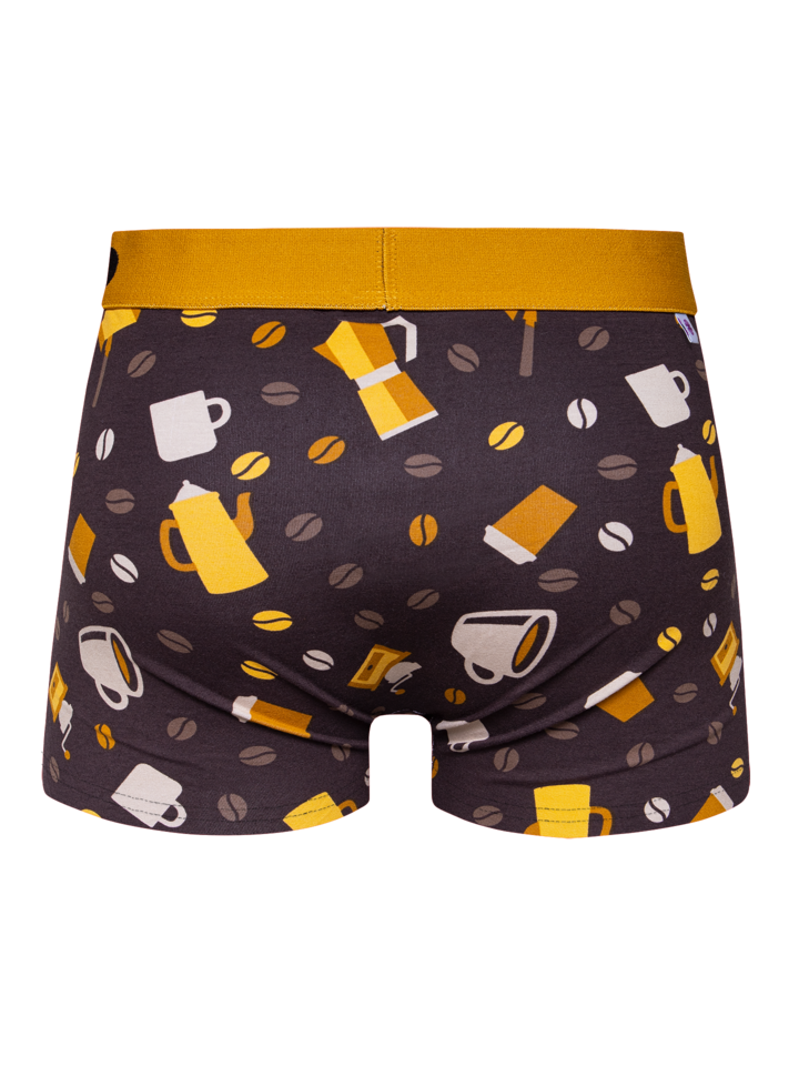 Sale Men's Trunks Coffee Beans