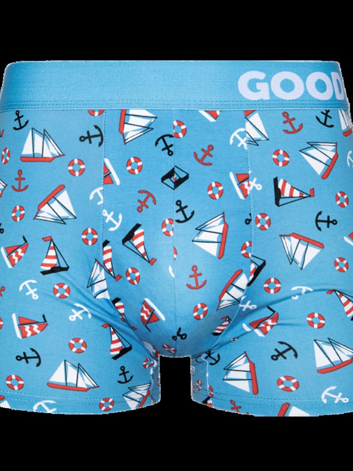 Pre dokonalý a originálny outfit Men's Trunks Sailing