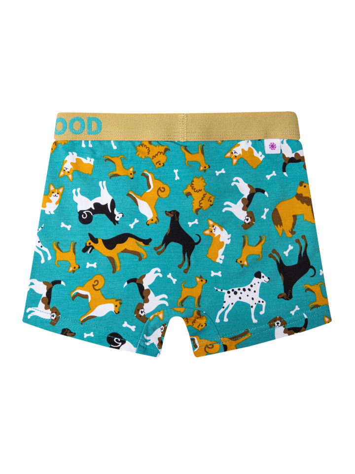 Gift idea Boys' Boxers Dog Friends