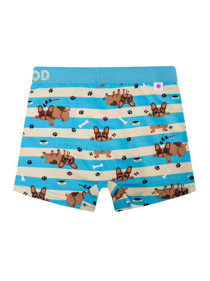 Sale Boys' Boxers Dogs & Stripes