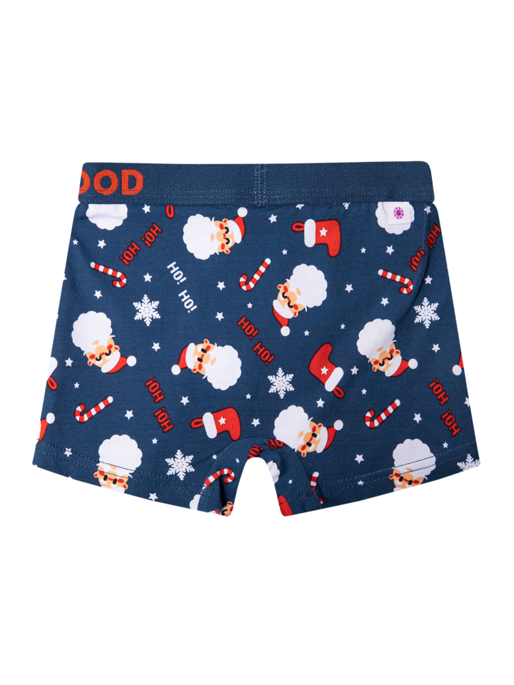 Zľava Vesele bokserice za dječake Djed Božićnjak