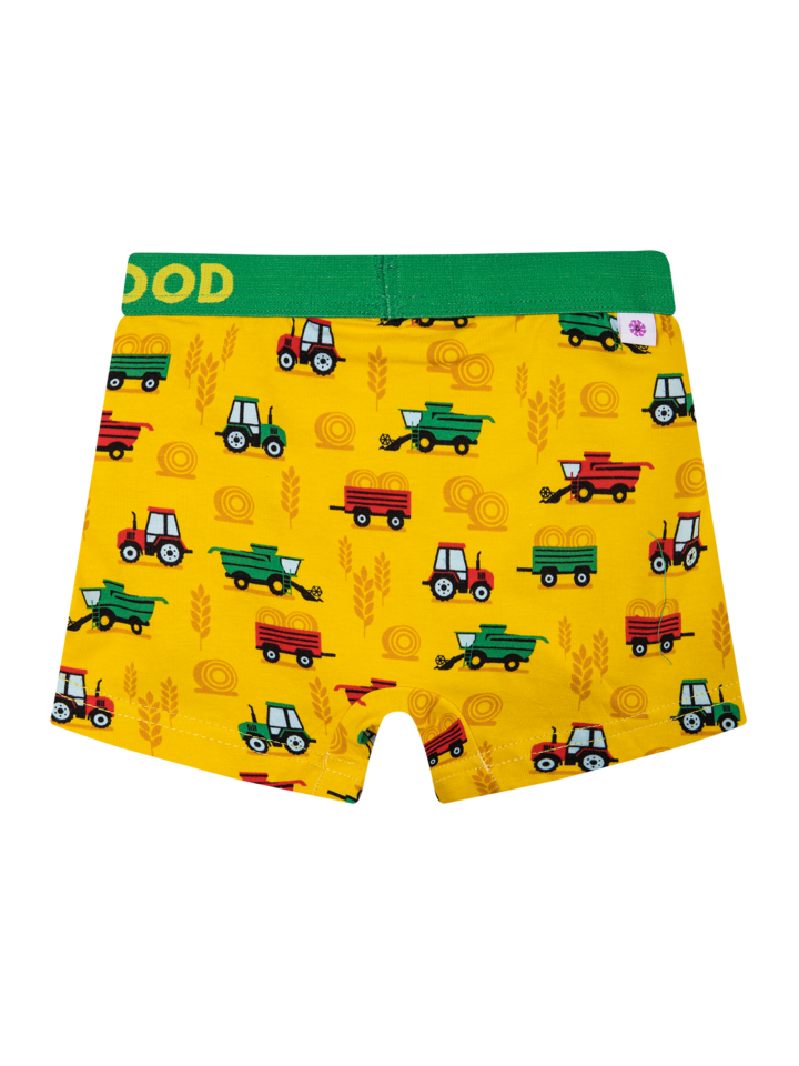 Lifestyle photo Boys' Boxers Tractor