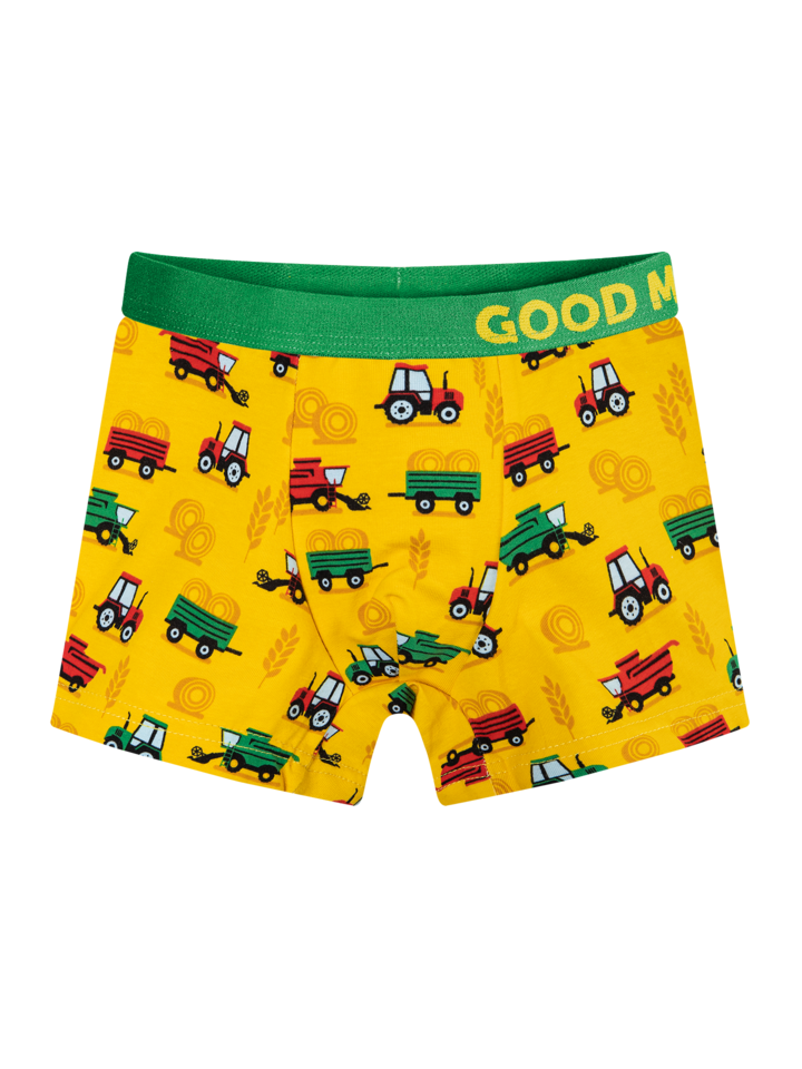Original gift Boys' Boxers Tractor