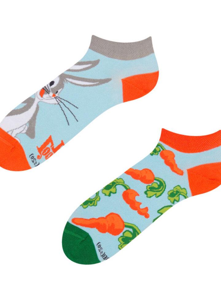 Pre dokonalý a originálny outfit Calcetines tobilleros Bugs Bunny ™ de la colección Alegría Zanahoria