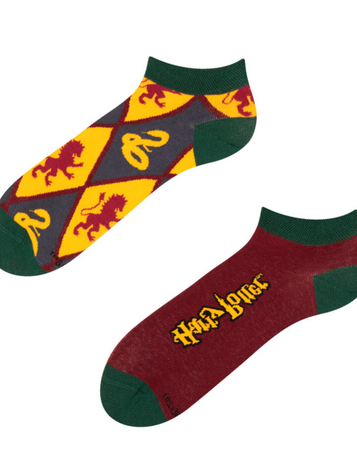 Gift idea Harry Potter ™ Ankle Socks Gryffindor vs Slytherin