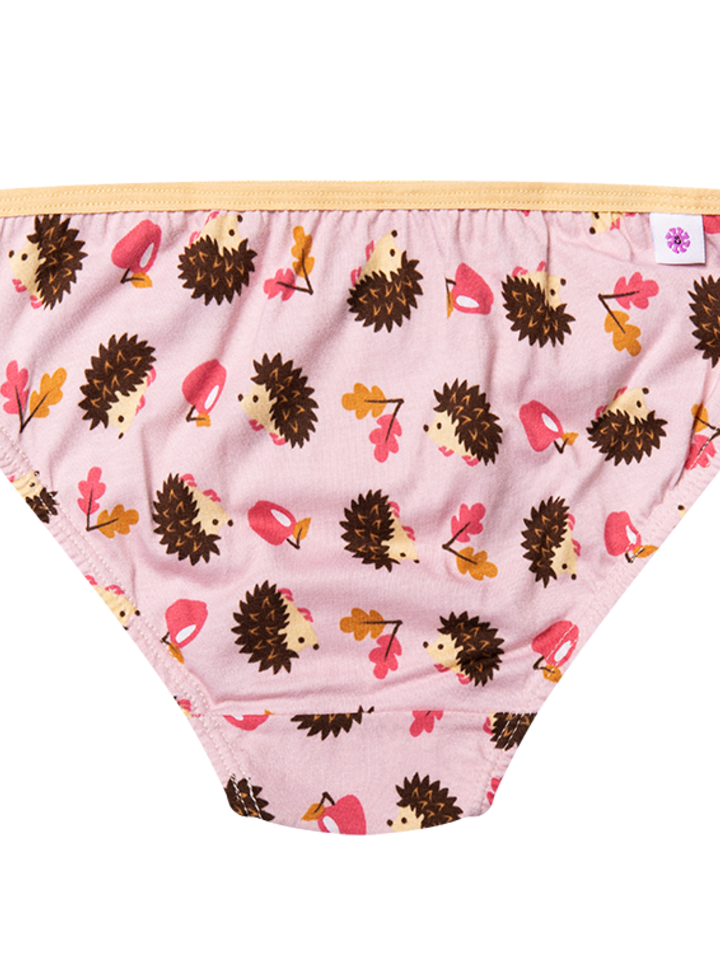 Lifestyle photo Girls' Briefs Hedgehog