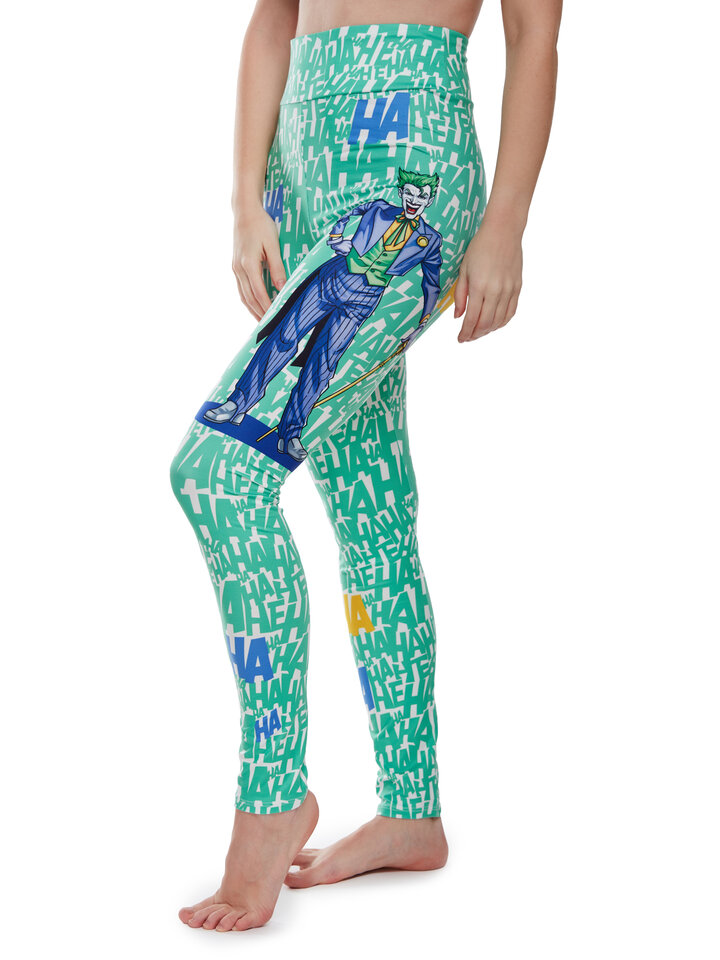 Gift idea Batman ™ High Waisted Leggings Joker