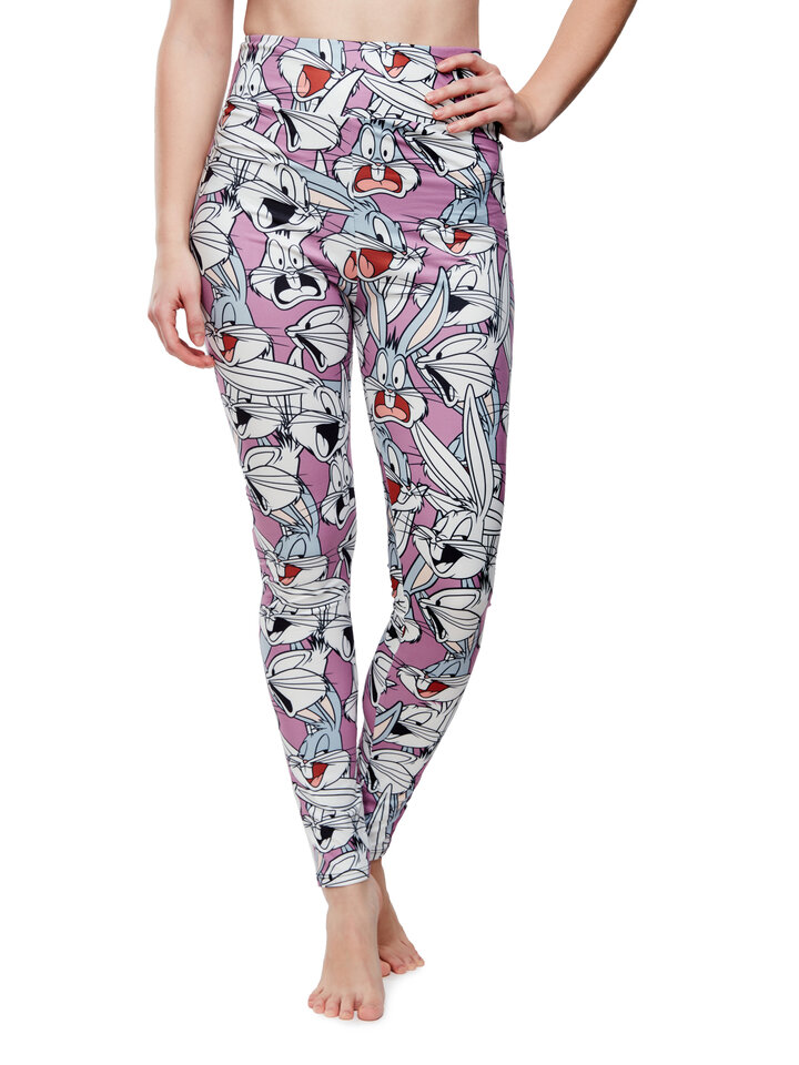 Sale Looney Tunes ™ High Waisted Leggings Bugs Bunny