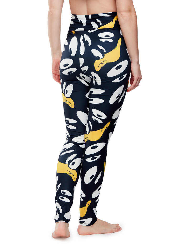 Gift idea Looney Tunes ™ High Waisted Leggings Duffy Duck