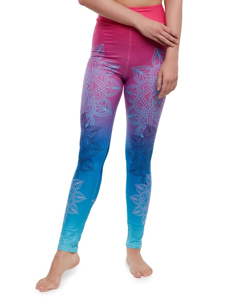 Sale High Waisted Leggings Mandala