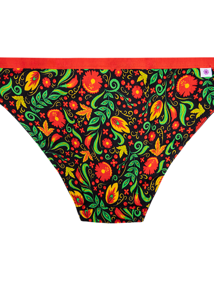 Gift idea Women's Briefs Folk