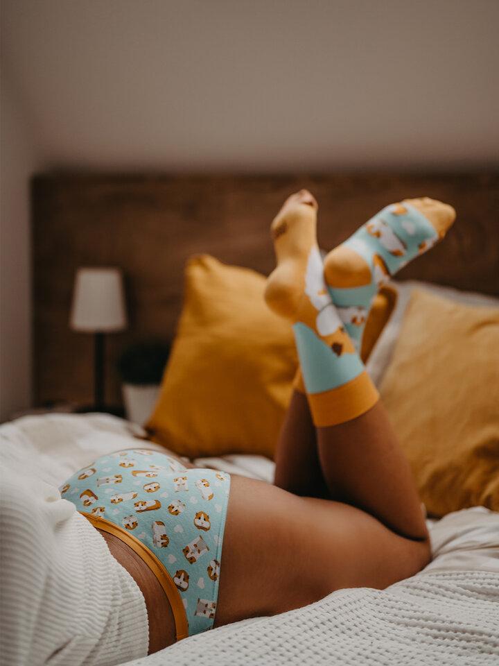 Obrázok produktu Veselé dámske nohavičky Morské prasiatko