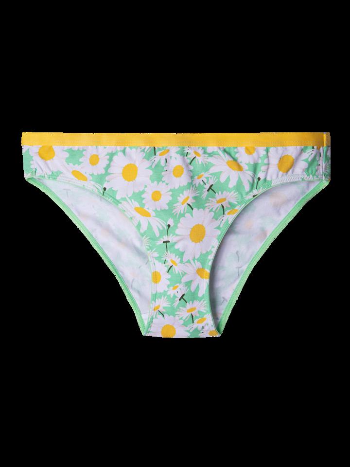 Pre dokonalý a originálny outfit Women's Briefs Daisy