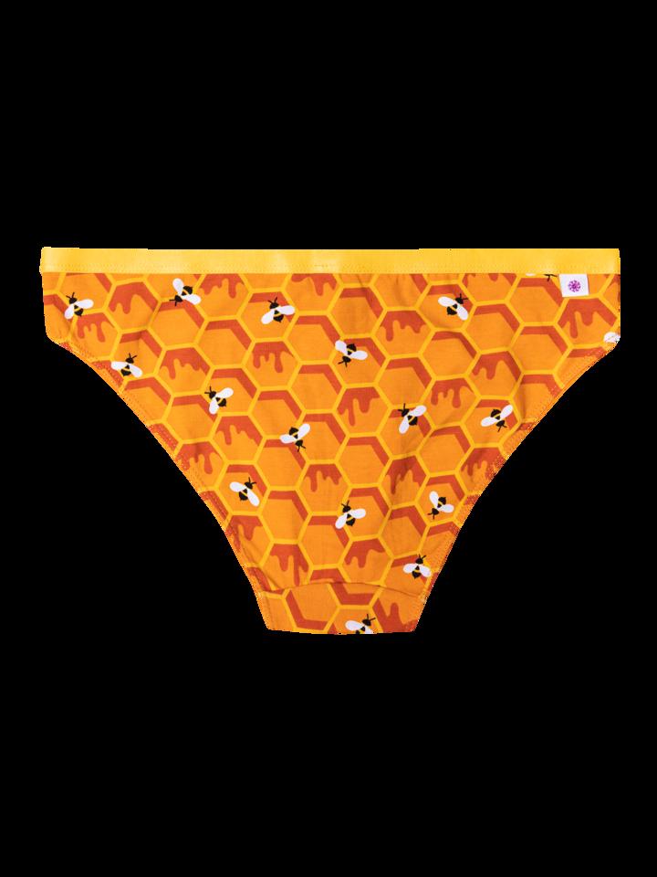 Bereiten Sie sich Freude mit diesem Dedoles-Stück Lustige Höschen für Frauen Honigwabe