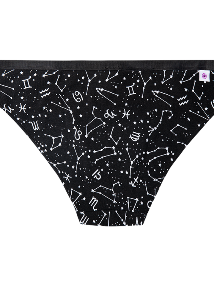 Looking for an original and unusual gift? The gifted person will surely surprise with Women's Briefs Zodiac signs