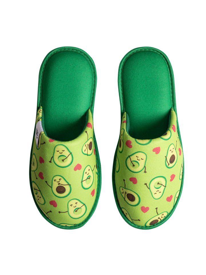 Lifestyle photo Slippers Avocado Love