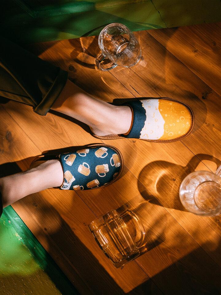 Obrázok produktu Veselé papuče Čapované pivo
