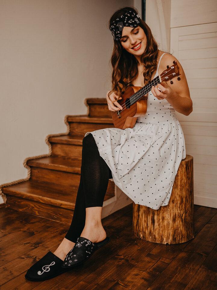 Obrázok produktu Vesele papuče Glazba