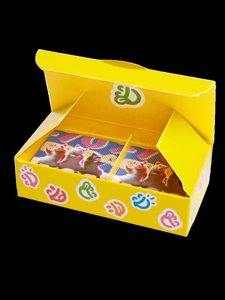 Zľava Het vrolijke memory-spel Dedoles Hamster