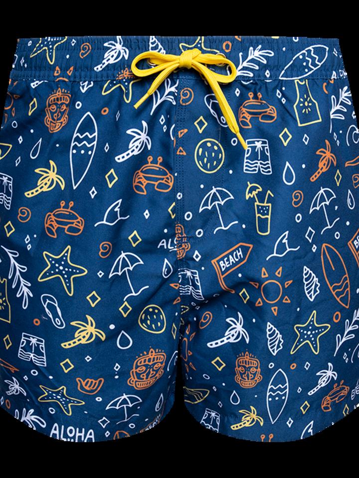 Obrázok produktu Vrolijke Swim Shorts - Surfing