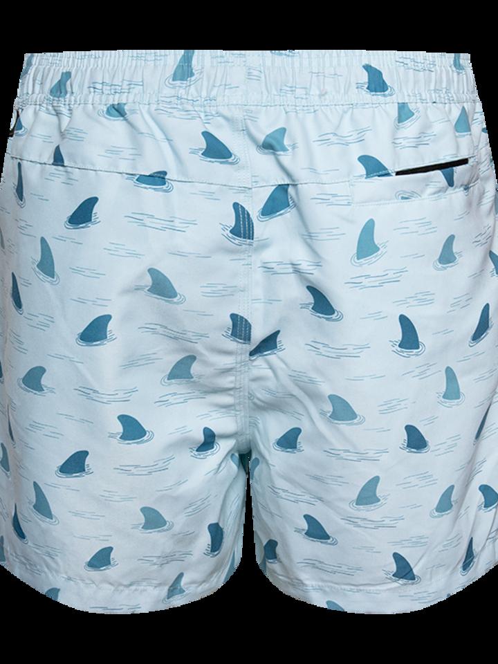Hľadáte originálny a nezvyčajný darček? Obdarovaného zaručene prekvapí Shorts de bain rigolo - Requins