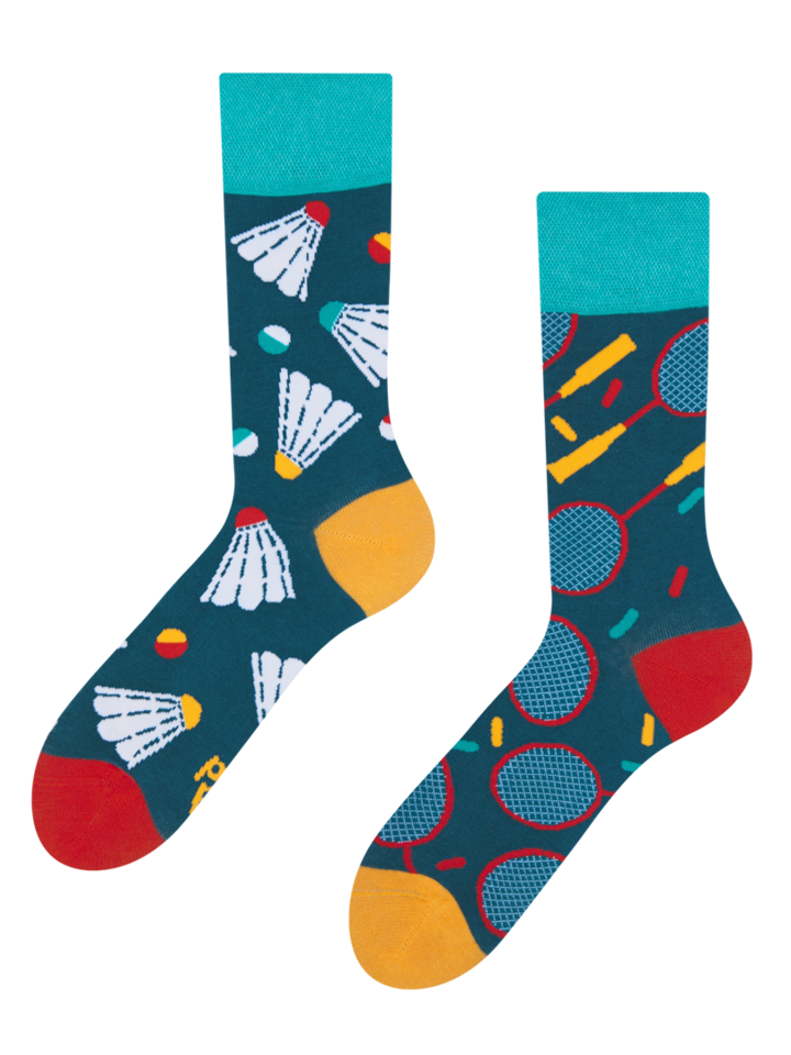 Gift idea Regular Socks Badminton