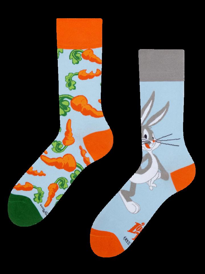 Výprodej Veselé ponožky Bugs Bunny ™ Mrkev