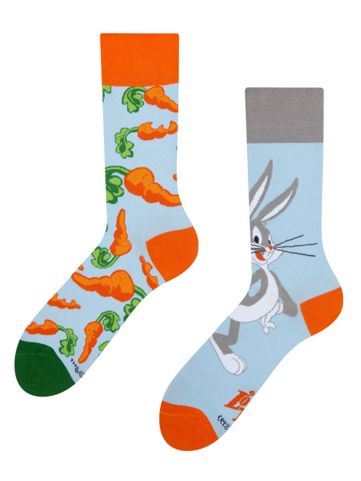 Sale Bugs Bunny ™ Regular Socks Carrot