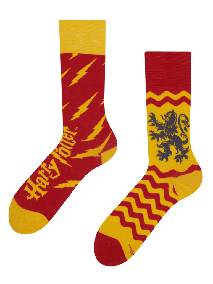 Lifestyle foto Calcetines alegres Harry Potter™ - Gryffindor