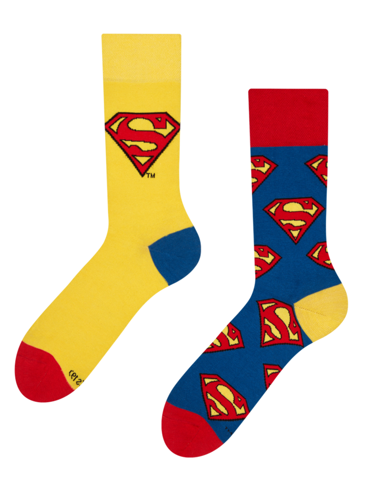 Original gift Superman ™ Regular Socks Logo