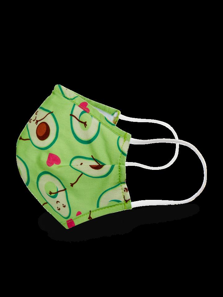 Obrázok produktu Vrolijk mondkapje Avocado Love
