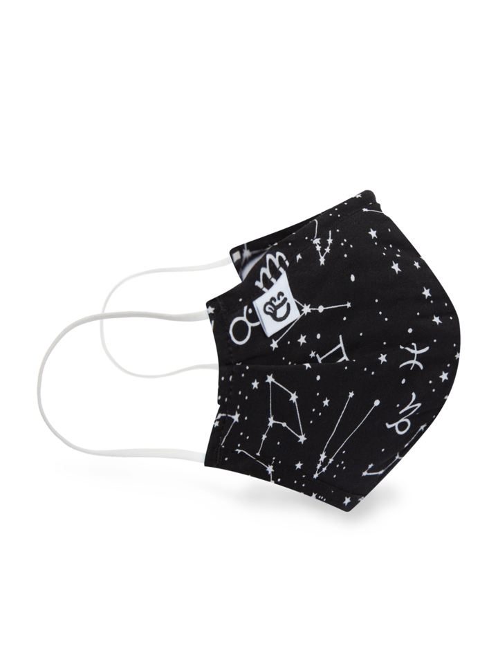 Potešte sa týmto kúskom Dedoles Весела маска за лице Зодиакални знаци