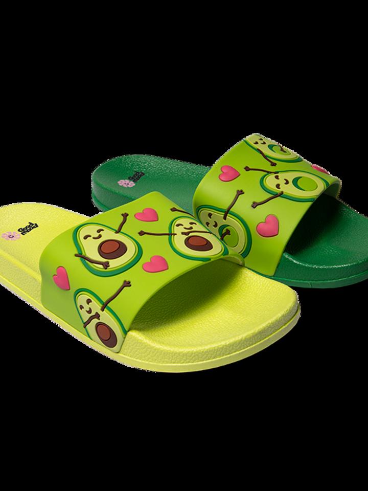 Pre dokonalý a originálny outfit Vrolijke Sliders Avocado Love
