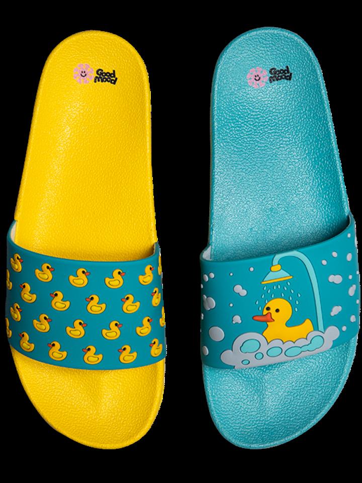 Potešte sa týmto kúskom Dedoles Slides Ducks
