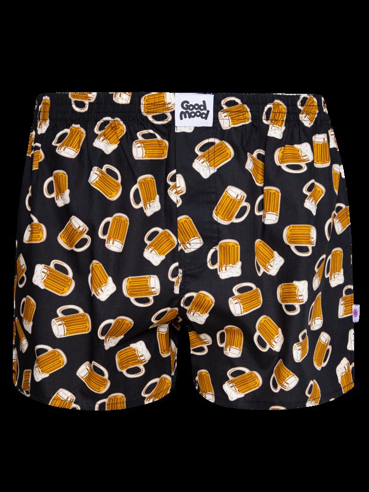 Foto Lustige Shorts für Männer Bier vom Fass