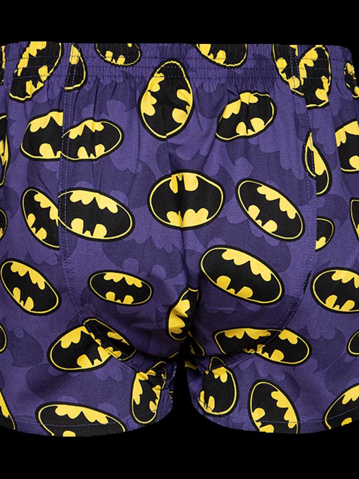 Geschenk von Dedoles LustigeShorts für Männer DC Comics ™ Batman Logo