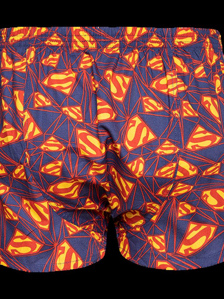 Foto Vidám  férfi boxeralsó DC Comics ™ Superman Logo